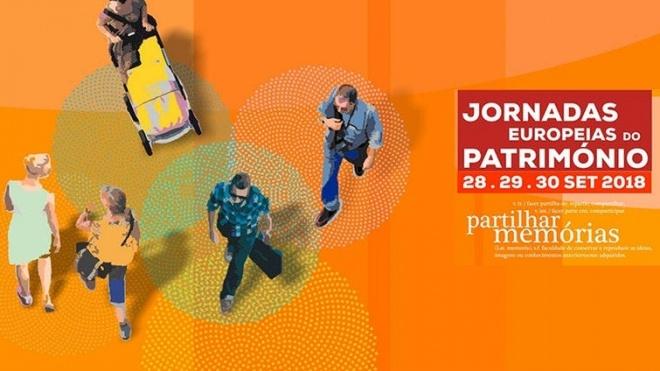 """""""Partilhar Memórias"""" é o tema de 2018 das Jornadas Europeias do Património"""