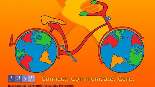 "Cycle Around the Globe fecha atividades ""setembro amarelo"""
