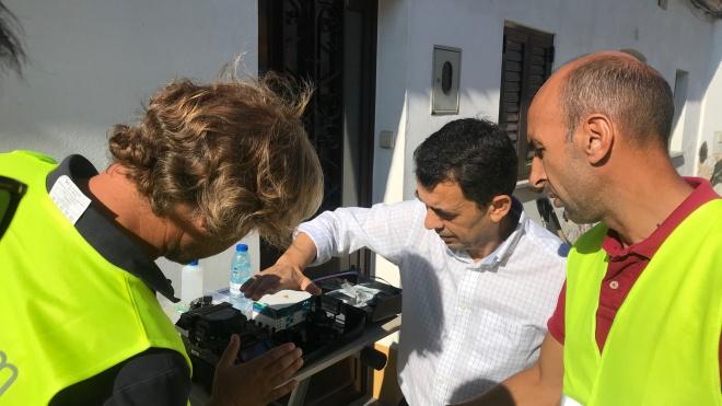 Castro Verde com Fibra Óptica até ao fim do ano