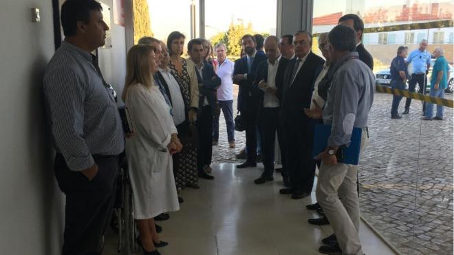 Câmara de Castro disponibiliza terreno para novo Serviço de Urgência