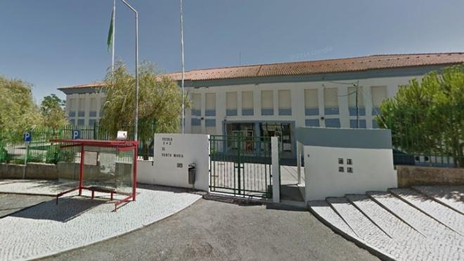 Faltam sete professores numa turma da Escola de Santa Maria em Beja