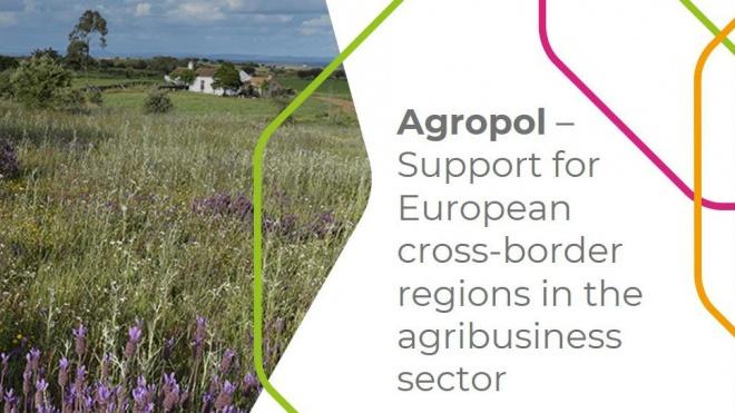 Projeto Agropol promove cooperação transfronteiriça