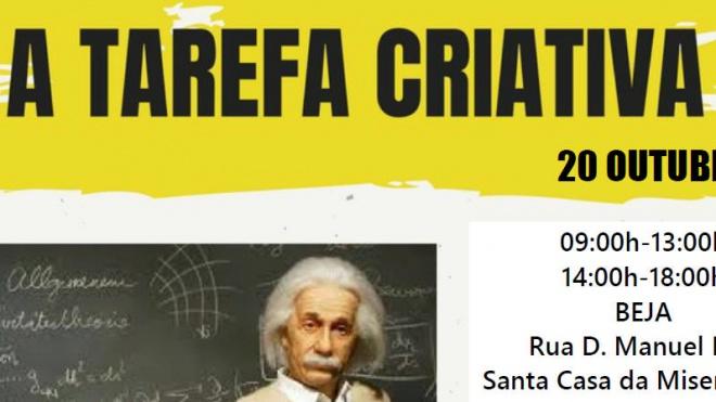 Gisela Cañamero promove oficina Tarefa Criativa