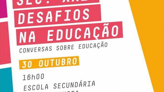 """Beja recebe o debate: """"Séc. XXI: Desafios na Educação"""""""