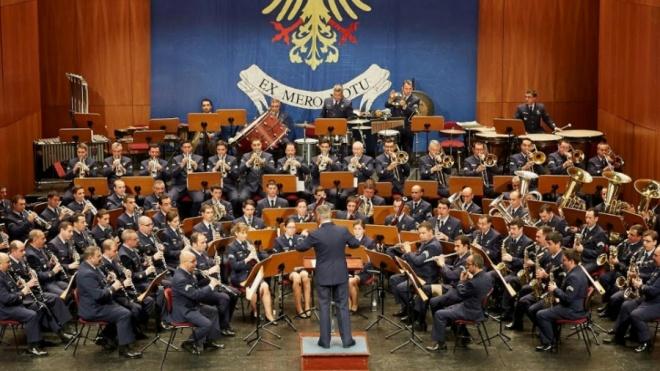 Concerto da Banda da Força Aérea em Beja