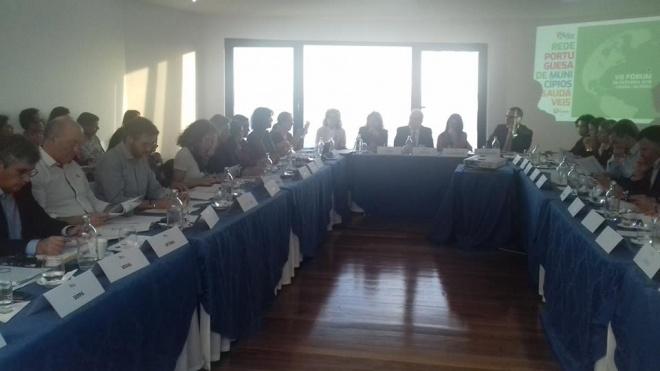 Assembleia Intermunicipal da Rede Portuguesa de Municípios Saudáveis