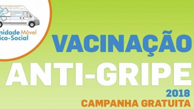 Unidade Móvel de Mértola promove Campanha de Vacinação Anti-gripe