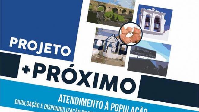 """Projeto """"+ Próximo"""" em destaque nos jornais alargados da RVP"""