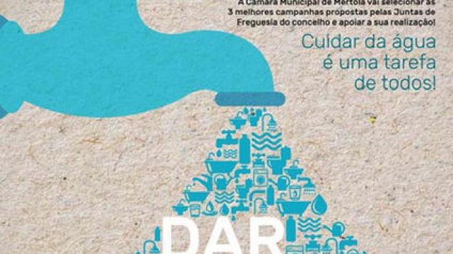 Mértola lança desafio para uso eficiente da água