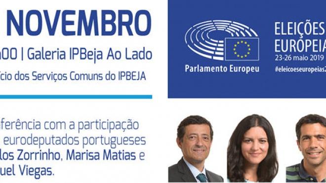 Beja: Eurodeputados debatem regiões desfavorecidas