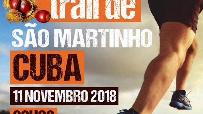 Trail de S.Martinho em Cuba
