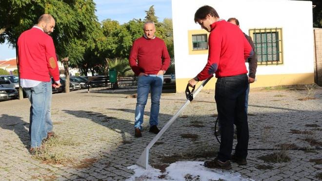 Serpa: município adquire máquina de monda térmica