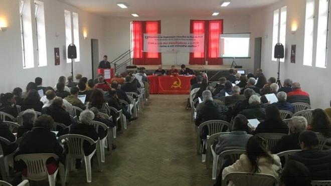 """PCP de Beja """"com um projeto de futuro para o concelho"""""""