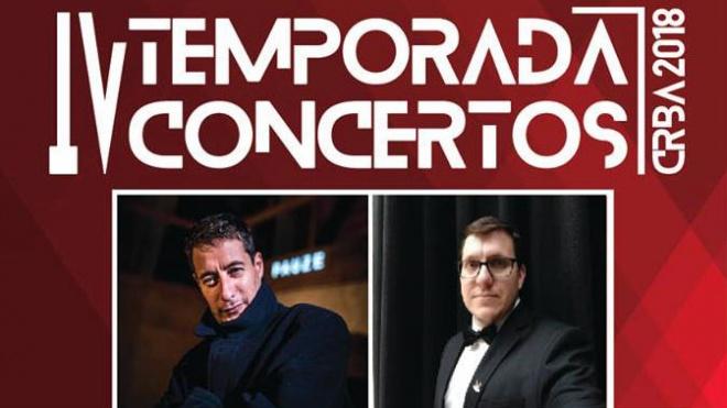 Pax Julia: Duo canto e piano com George Palcu e Valter Fralda