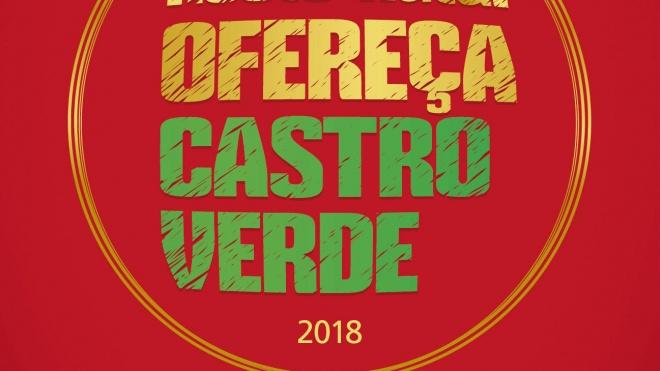 Castro Verde lança Campanha de Natal