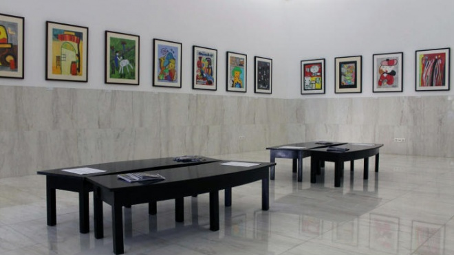 """EDIA recebe exposição """"Arte numa Perspetiva Diferente"""" 2018"""