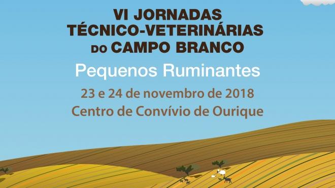 Ourique recebe VI Jornadas Técnico-Veterinárias do Campo Branco