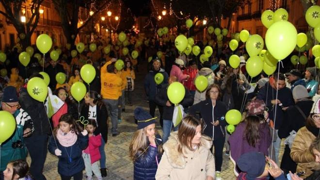 Cercibeja: Noite Colorida 2018