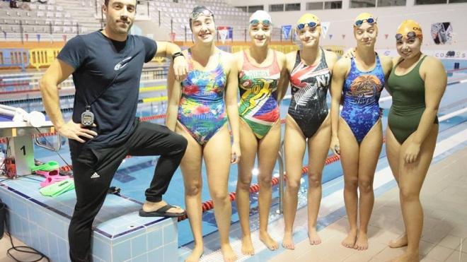 Clube de Natação de Beja assegurou manutenção no campeonato nacional