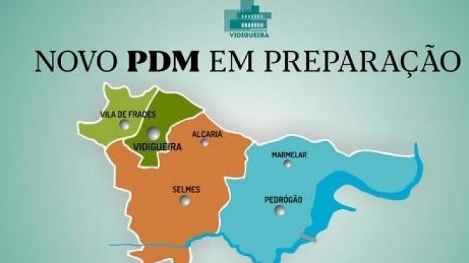 Autarquia de Vidigueira avança com revisão do PDM