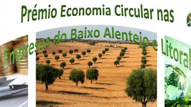 Prémio Economia Circular nas Empresas do Baixo Alentejo e Litoral