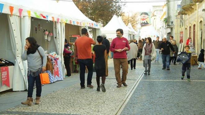 Câmara de Beja prepara Mercado de Natal 2019