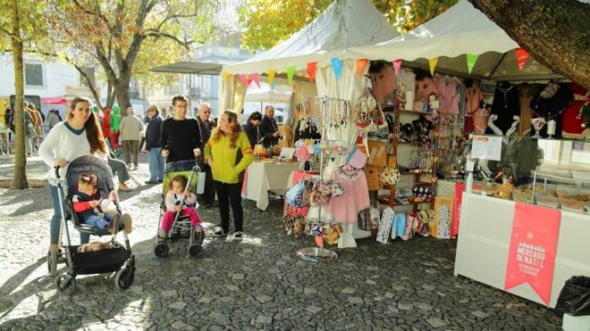Mercado de Natal em Beja até domingo