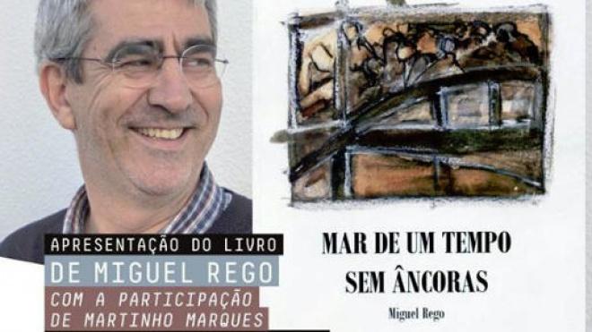 Livro de Miguel Rego apresentado em Beja