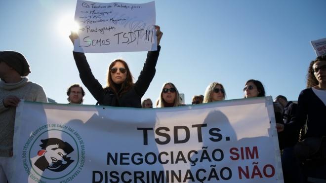 Técnicos de Diagnóstico avançam para mais uma greve