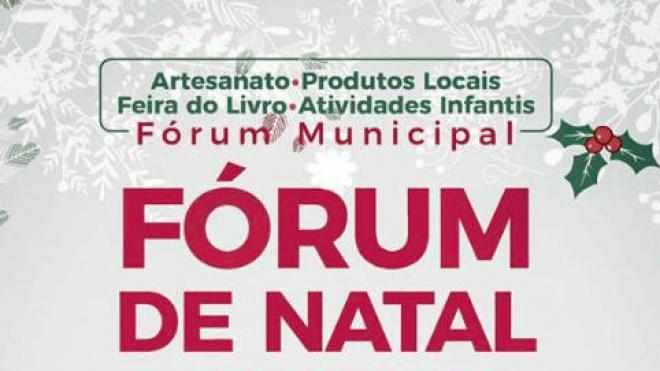 Castro Verde promove Fórum de Natal