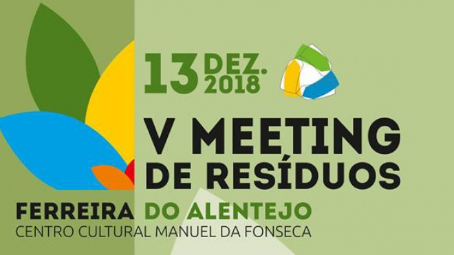 5º Meeting de Resíduos do Alentejo
