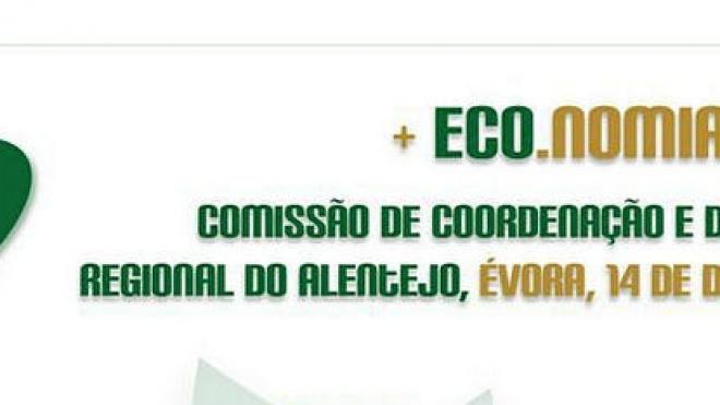 CCDRA: Sessão +Eco.nomia Alentejo