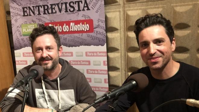 """Carlos Paião """"inspira"""" Nuno Figueiredo e Jorge Benvinda"""