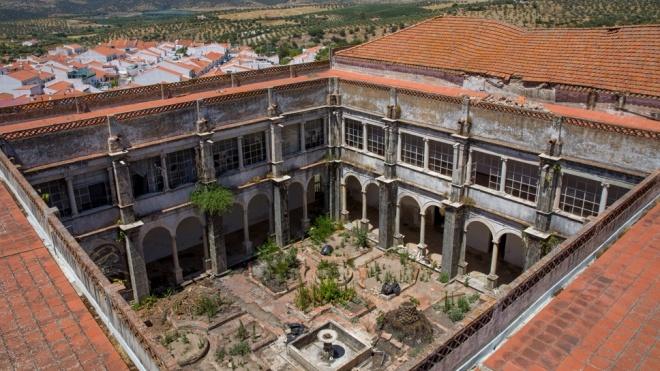 Concurso Público para Concessão de Exploração do Convento do Carmo