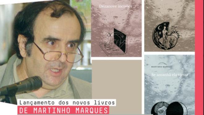 Martinho Marques apresenta três novas publicações em Beja
