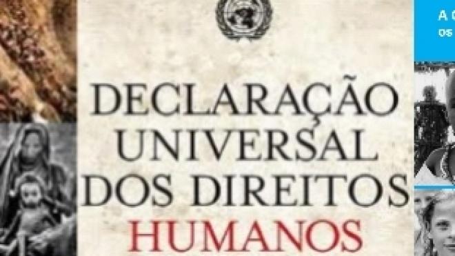 Exposições sobre Direitos Humanos e das Crianças