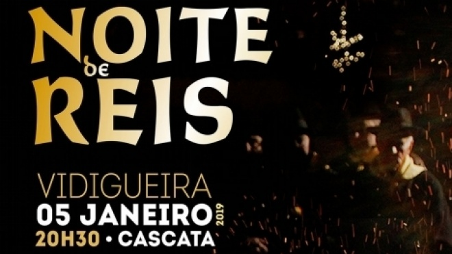 Vidigueira promove Cante dos Reis