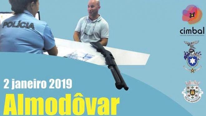 PSP com Balcão de Atendimento não permanente em Almodôvar