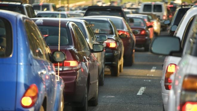 Fim ou inicio de férias leva a aumento de tráfego rodoviário