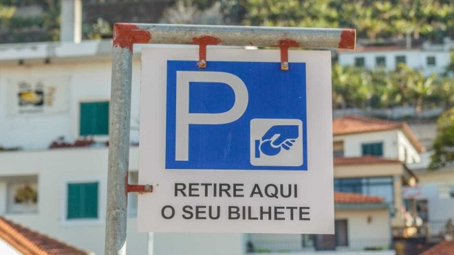 Beja: redução de uma hora no estacionamento tarifado