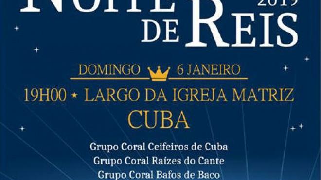 Cuba celebra Noite de Reis com cante