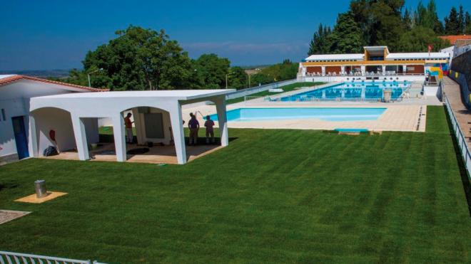Moura: concurso para requalificação da piscina municipal publicado em DR