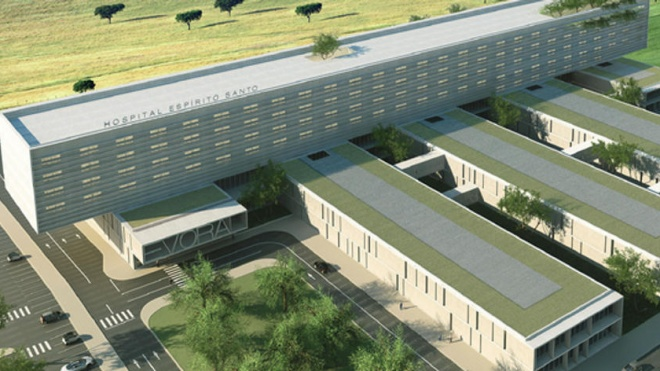 Novo Hospital Central do Alentejo já tem financiamento