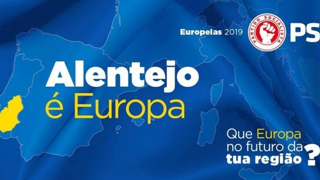 """O PS escolheu Beja para realizar a 1ª Convenção Regional sobre a """"Europa"""""""