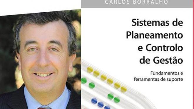 Apresentação do livro de Carlos Borralho