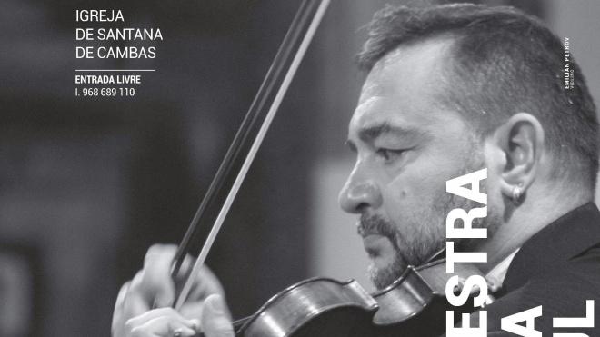 Concerto de Ano Novo com a Orquestra Clássica do Sul