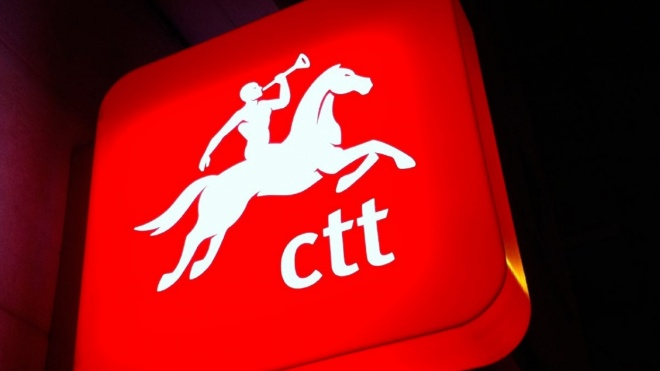 Lojas CTT funcionam à porta fechada