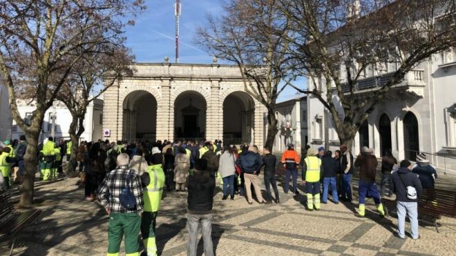 """STAL acusa Câmara de Beja de """"intimidação aos trabalhadores"""""""