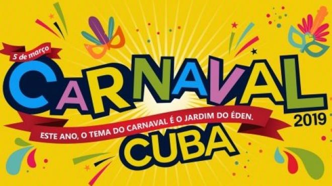 Inscrições para Corso Carnavalesco de Cuba