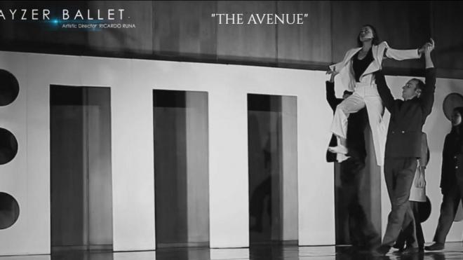 "Kayzer Ballet apresenta ""The Avenue"" em Beja"